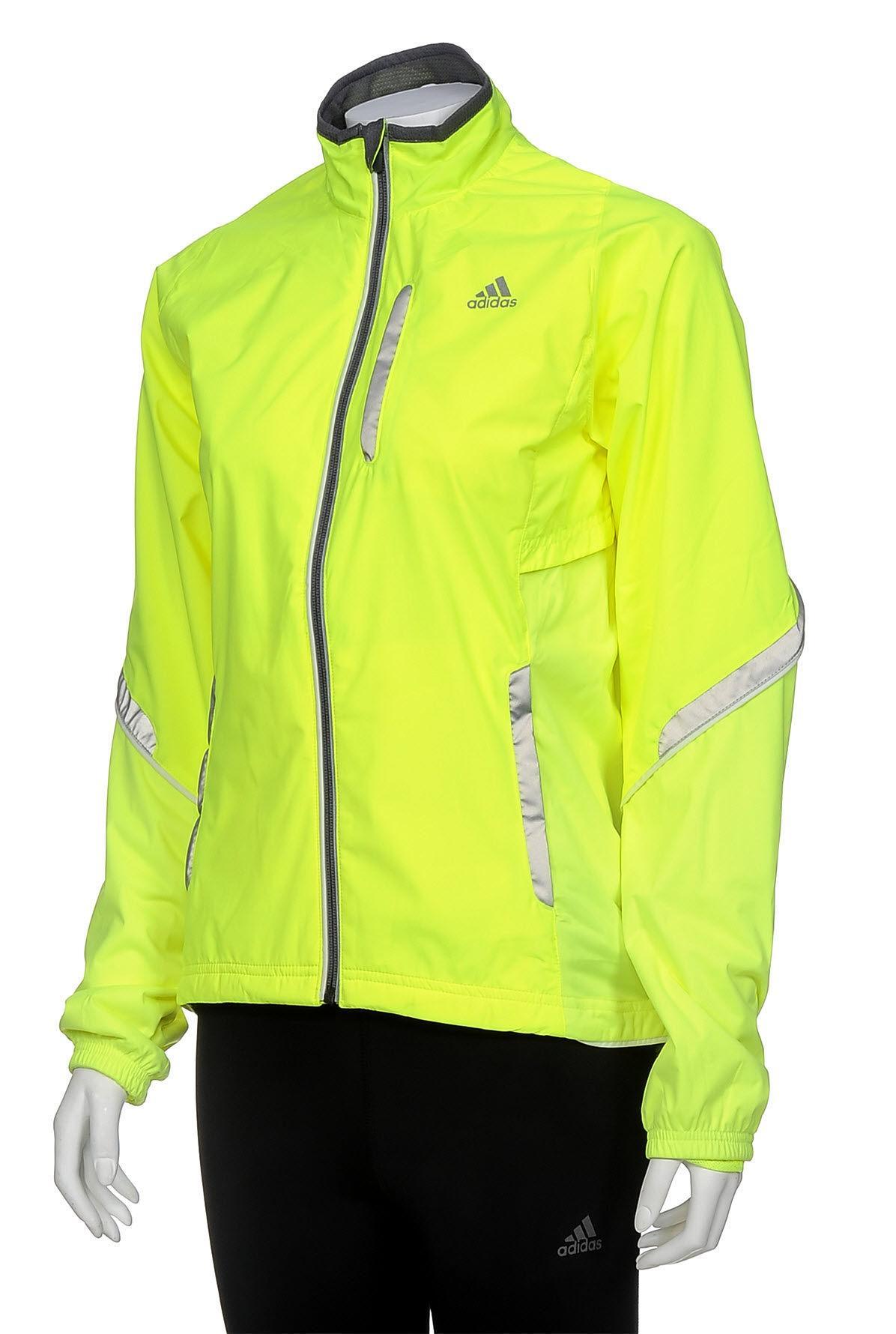 Foto Chaqueta de alta visibilidad para mujer Adidas - Adiviz - OI12 - UK 8
