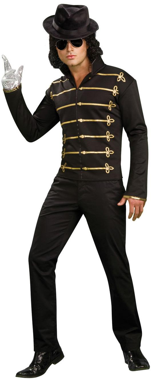 Foto Chaqueta militar de Michael Jackson TM para adulto