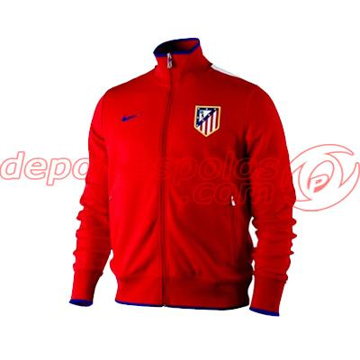 Foto Chaqueta/NIKE:ATM AUTHENTIC N98 M Comet Red/Footba