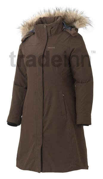 Foto Chaquetas pluma Marmot Chelsea Coat Brown Woman