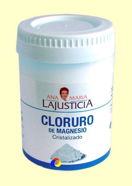Foto Cloruro de Magnesio - Ana María Lajusticia - 200 gramos