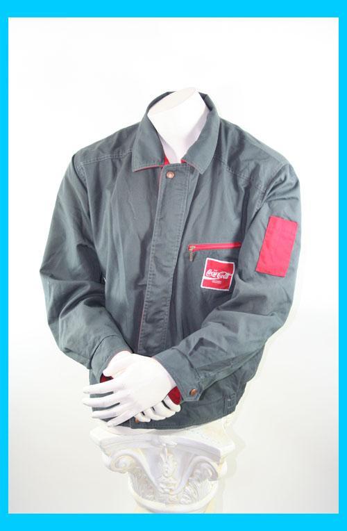 Foto Coca Cola Roha chaqueta + pantalon + camisa + camiseta XL