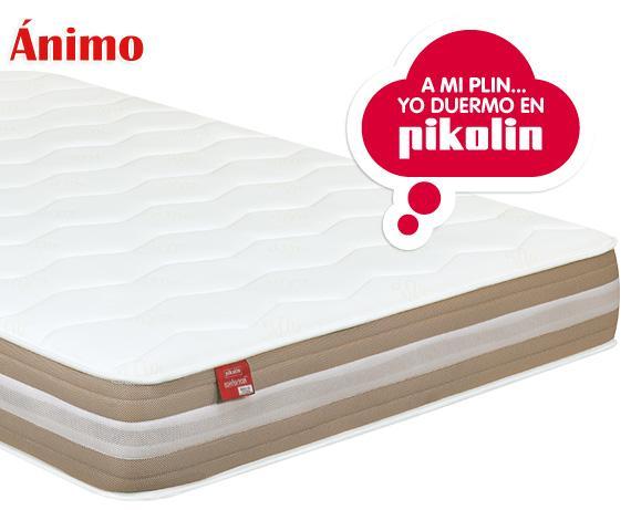 Foto Colchón Ánimo de Pikolin - 120x180 cm
