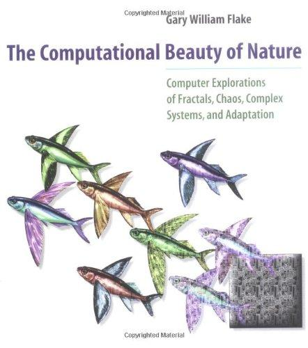 Foto Computational Beauty of Nature: Computer Explorations of Fractals, Chaos, Complex Systems and Adaptation (Bradford Books)