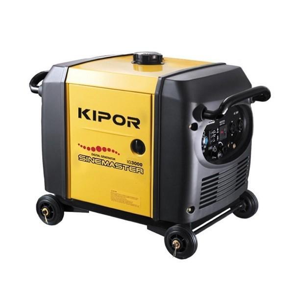 Foto Convertidor Digital a Gasolina 3.0KVA Kipor 3000