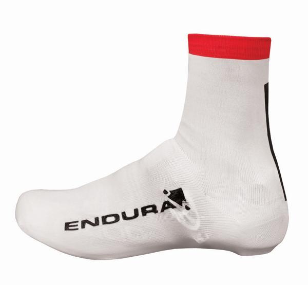 Foto Cubre zapatillas Endura Fs260 Pro Oversock White