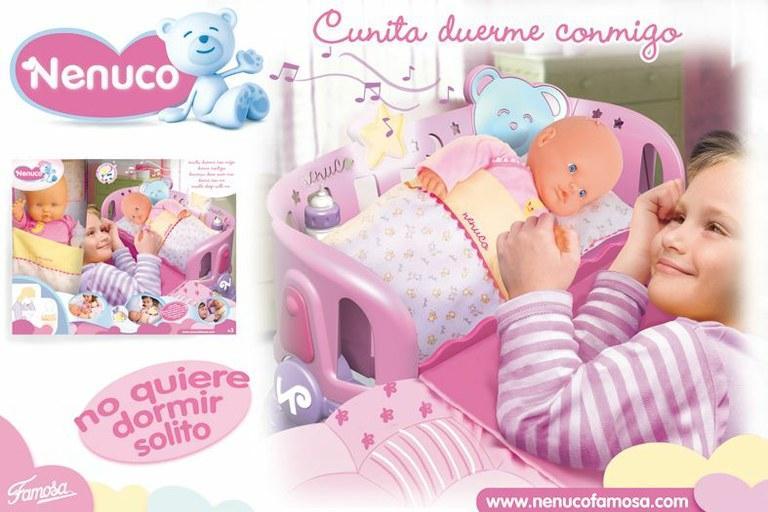 Foto Cunita duerme conmigo de famosa