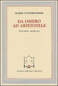Foto Da Omero ad Aristotele. Scritti minori. Seconda serie