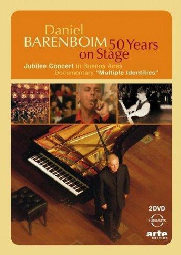 Foto Daniel Barenboim - 50 Years On Stage (2 Dvd)