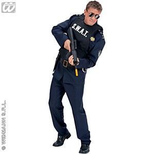 Foto Disfraz de Chaleco Policia SWAT