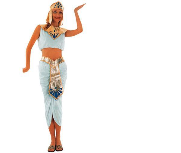 Foto Disfraz de Cleopatra