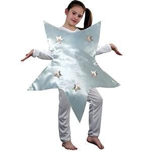 Foto Disfraz de Estrella de Navidad Infantil