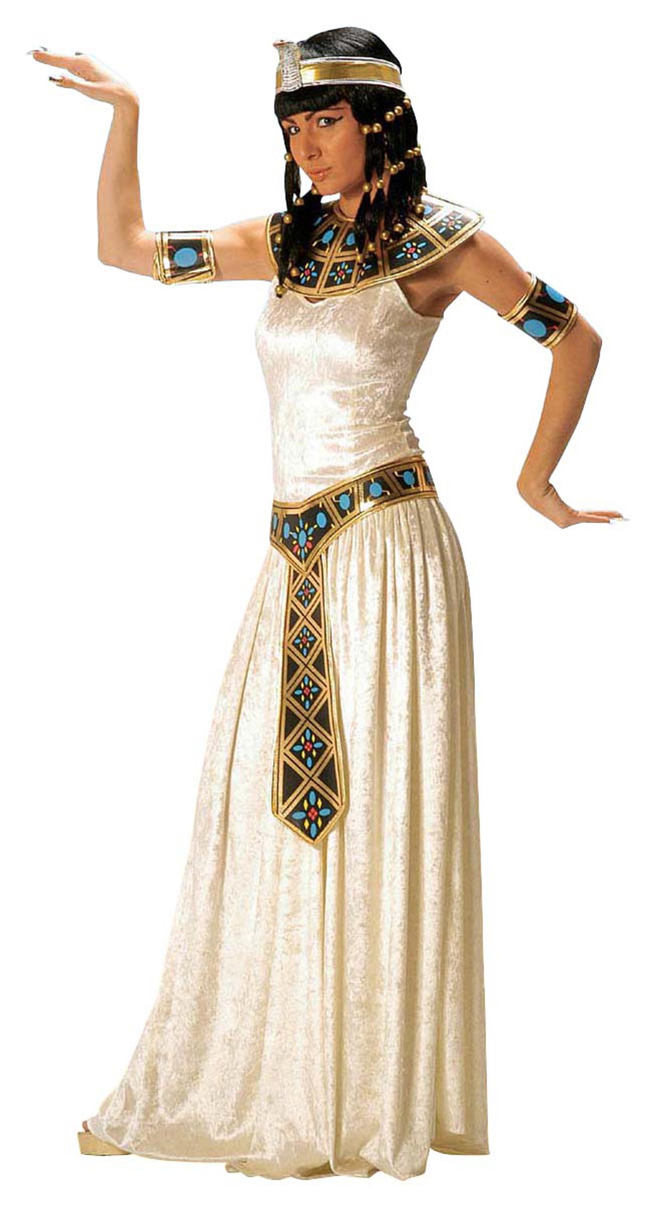 Foto Disfraz de faraona egipcia para mujer