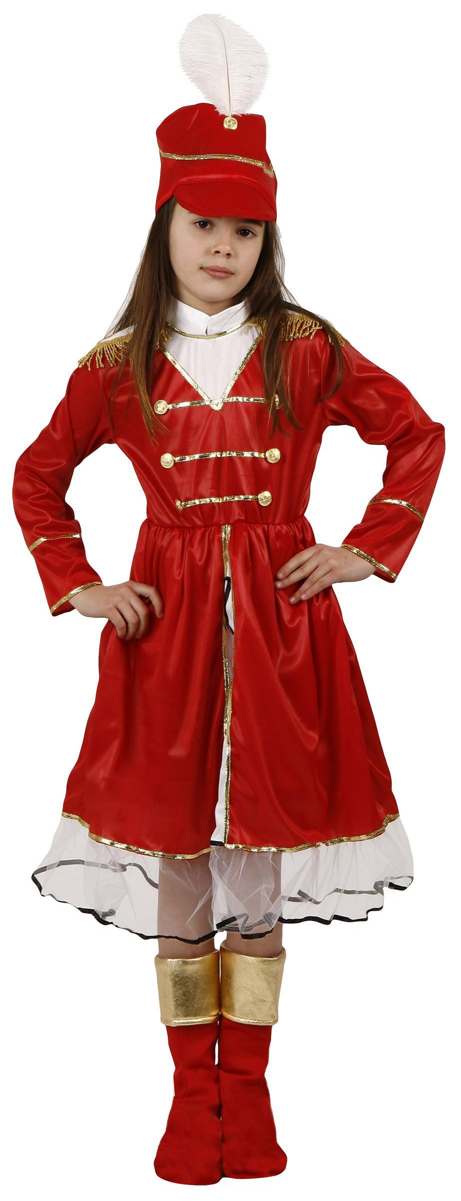 Foto Disfraz de majorette para niña