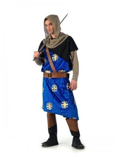 Foto Disfraz de medieval cruzadas rodrigo Talla XL