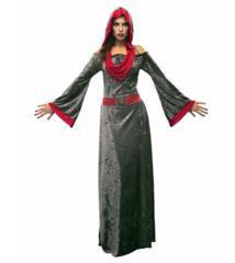 Foto disfraz de mujer muerte