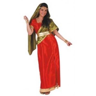 Foto Disfraz de Princesa Hindú