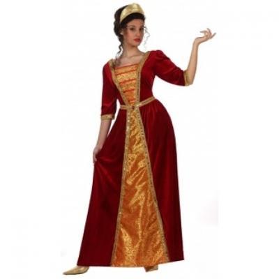 Foto Disfraz de Princesa Medieval