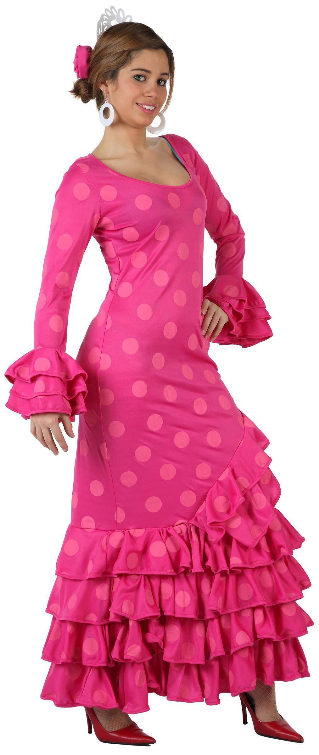 Foto Disfraz de sevillana para mujer