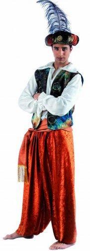 Foto Disfraz de tuareg aladin Talla L