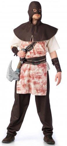 Foto Disfraz de verdugo medieval Talla S