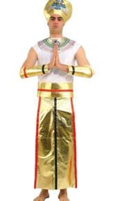 Foto disfraz faraón