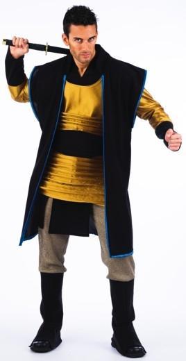 Foto Disfraz guerrero samuray