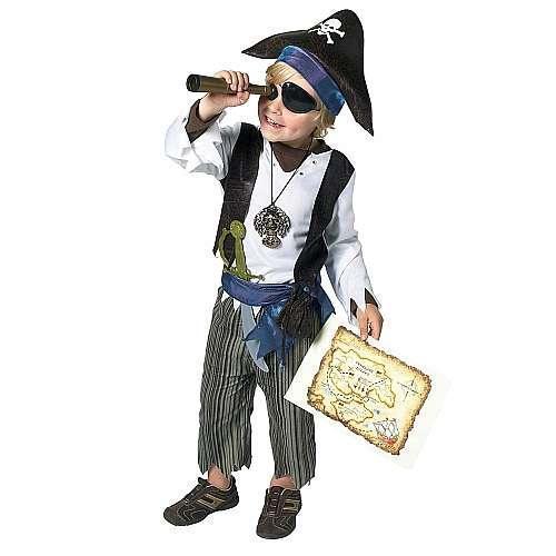 Foto Disfraz Pirata 3 - 6 Años True Heroes