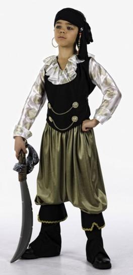 Foto Disfraz pirata aventurero