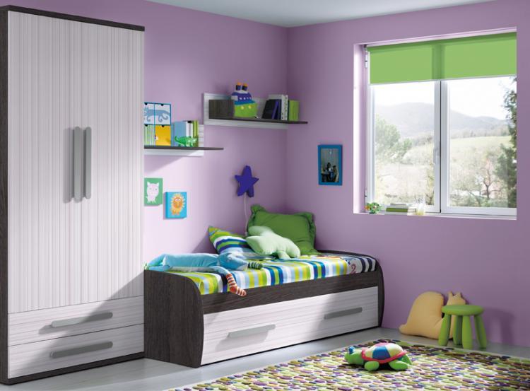 Foto Dormitorio juvenil l-05