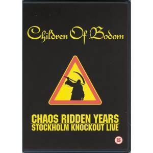 Foto DVD Children of Bodom - Chaos ridden years - Stockholm knockout