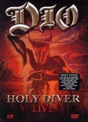 Foto DVD Dio - Holy diver live