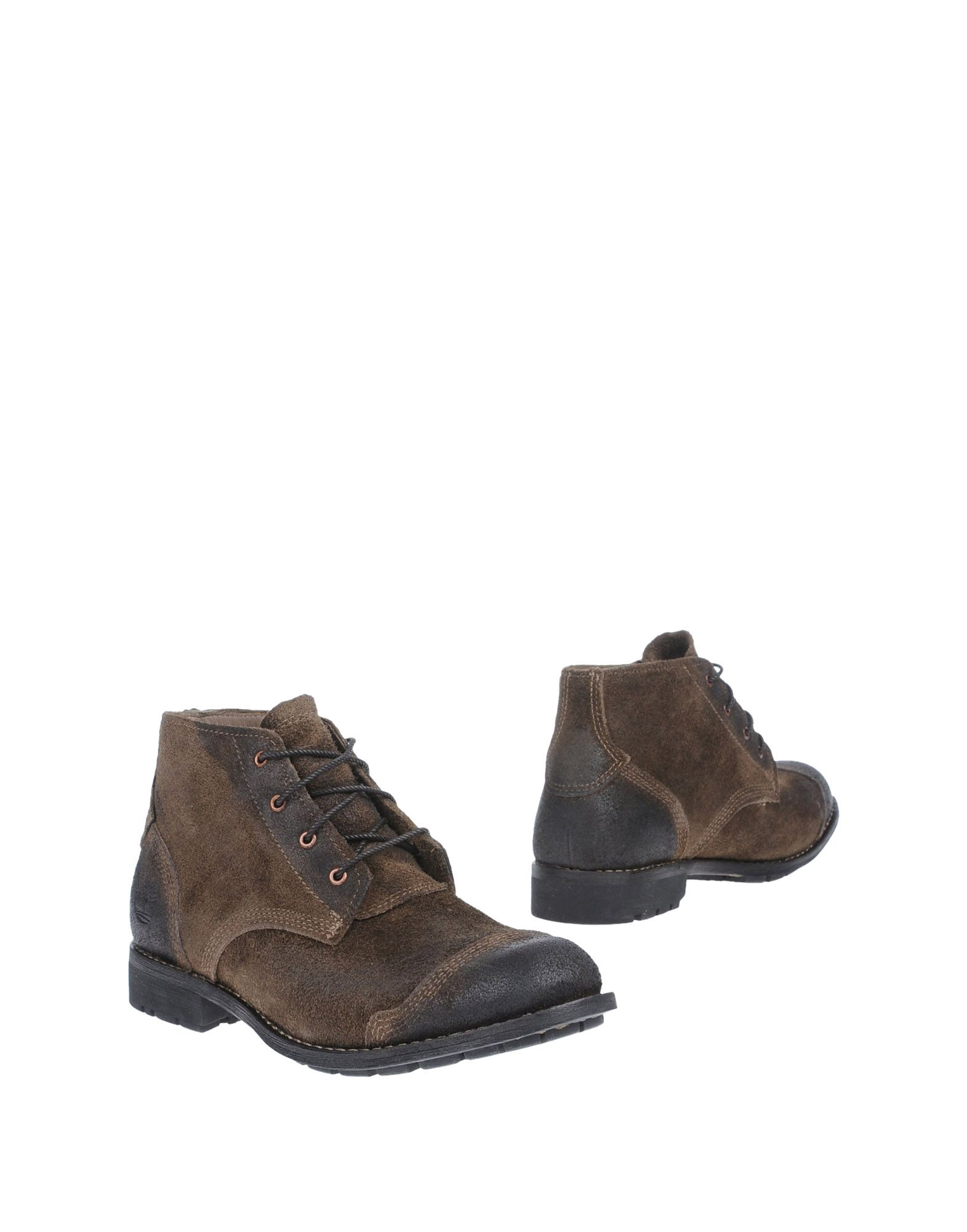 Foto Earthkeepers By Timberland Botas Con Cordones Hombre Caqui