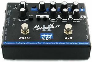 Foto EBS Micro Bass II