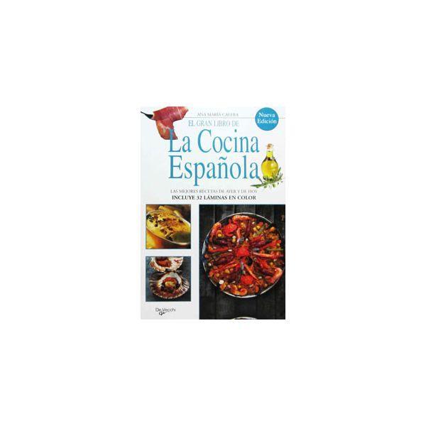 Foto El gran libro de la cocina española