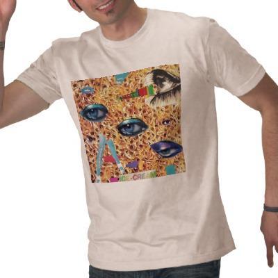Foto El helado es tan indeterminado Tshirt