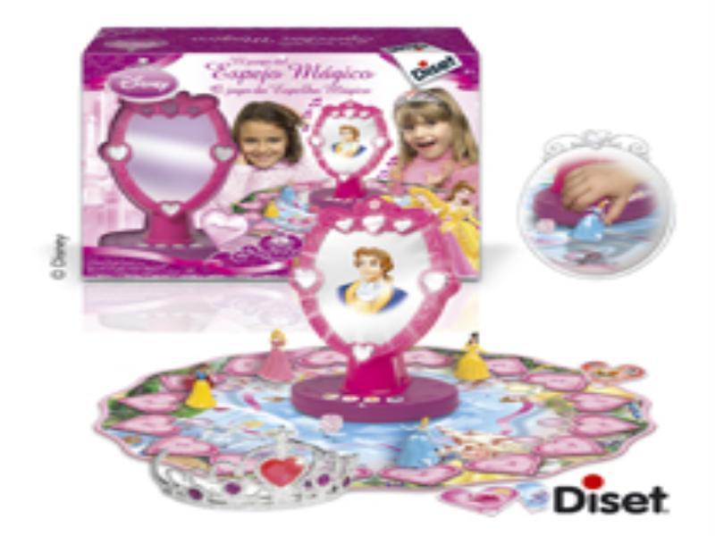 Foto El juego del espejo magico princesa 46128