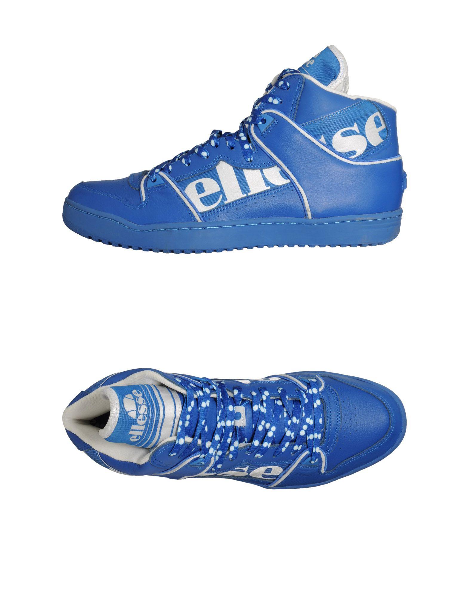 Foto ellesse sneakers altas