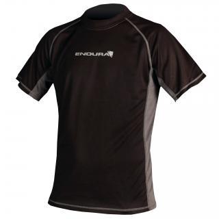 Foto ENDURA Camiseta CAIRN Mangas cortas Negro