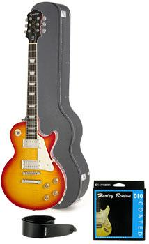 Foto Epiphone Les Paul Ultra III FC Bundle