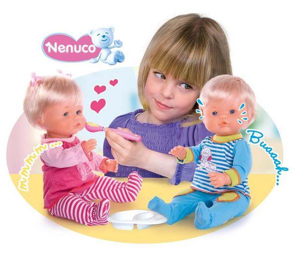 Foto Famosa Nenuco - gemelos interactivos