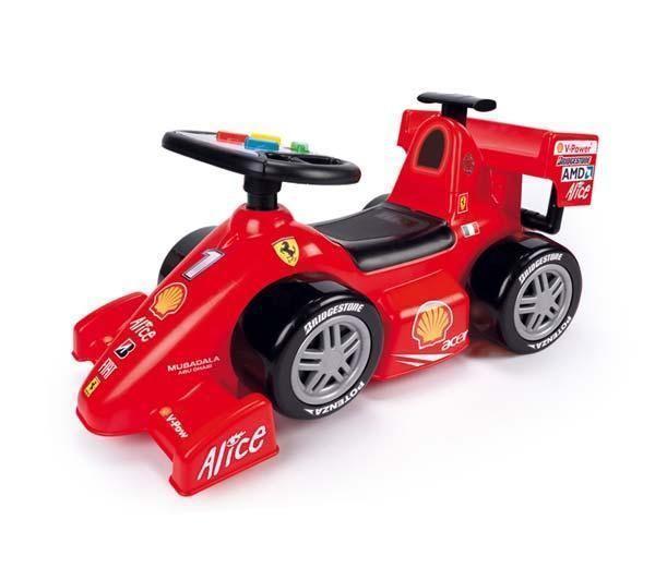 Foto Feber Andador portador Ferrari F1