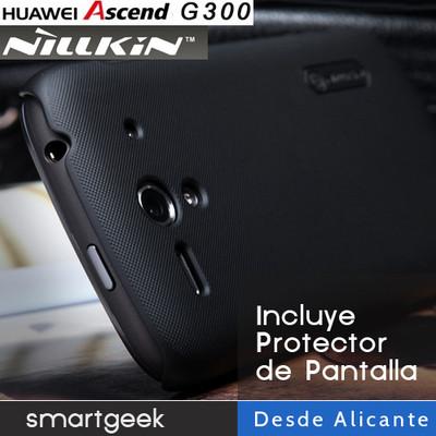 Foto Funda Huawei G300 Nillkin Premium +protector De Pantalla En Espa�a Policarbonato