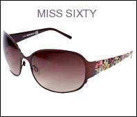 Foto Gafas de sol Miss Sixty MX 407 SAcetato Metal Marrón Mixto Miss Sixty gafas de sol para mujer