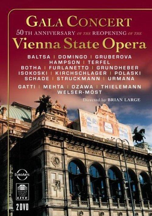 Foto Gala Concert Vienna State Opera (2 Dvd)
