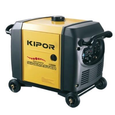 Foto Generador Kipor Inverter Gasolina 3000w arranque eléctrico