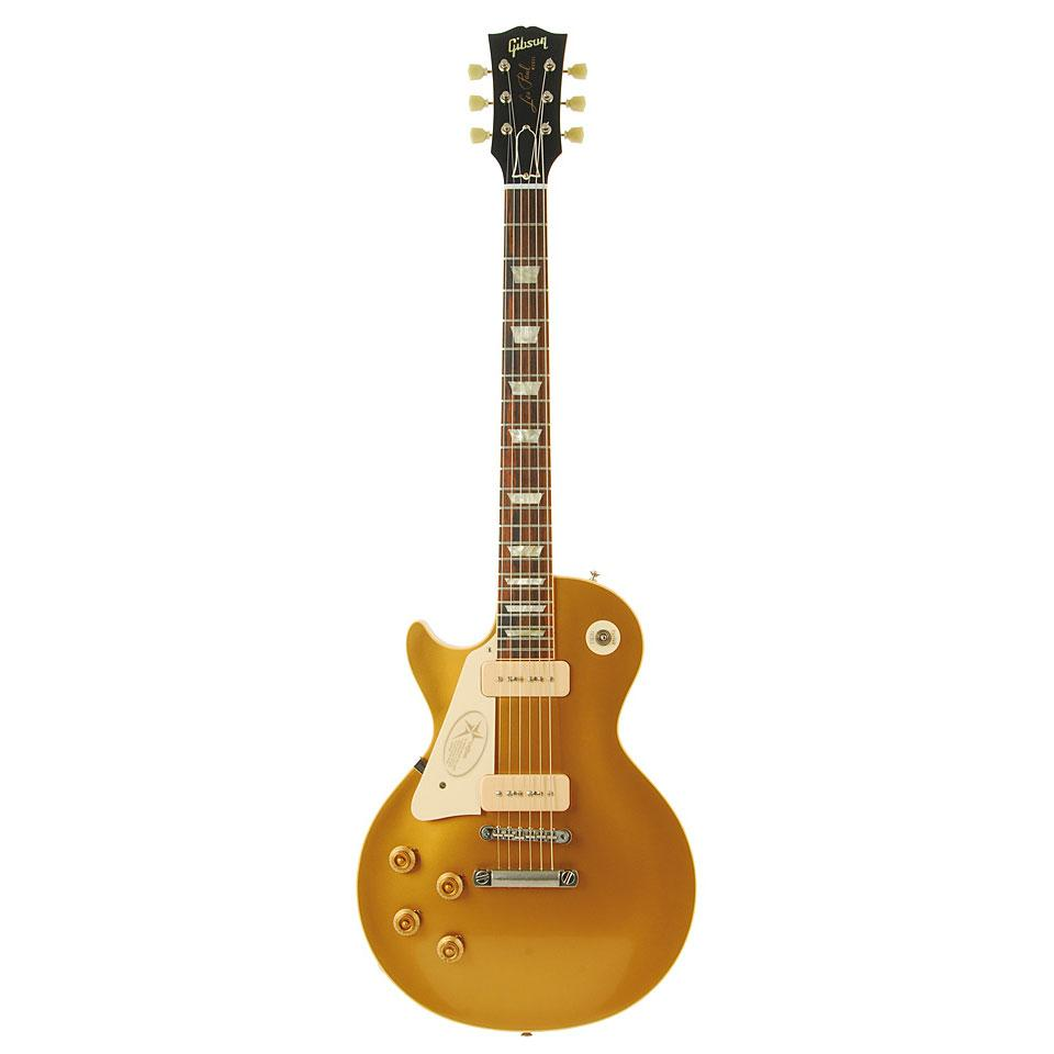 Foto Gibson Custom Shop 1956 Les Paul Goldtop V.O.S., Guitarra eléctr.