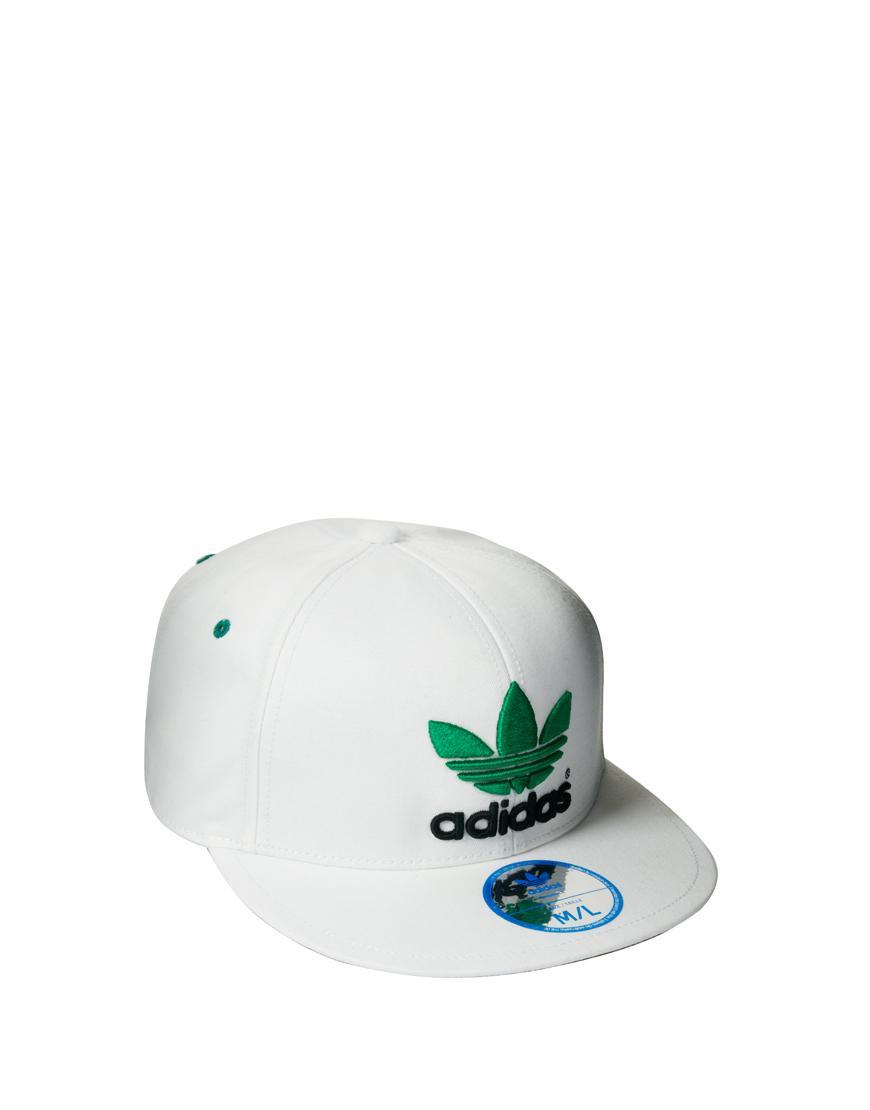 Foto Gorra de Adidas Originals Blanco