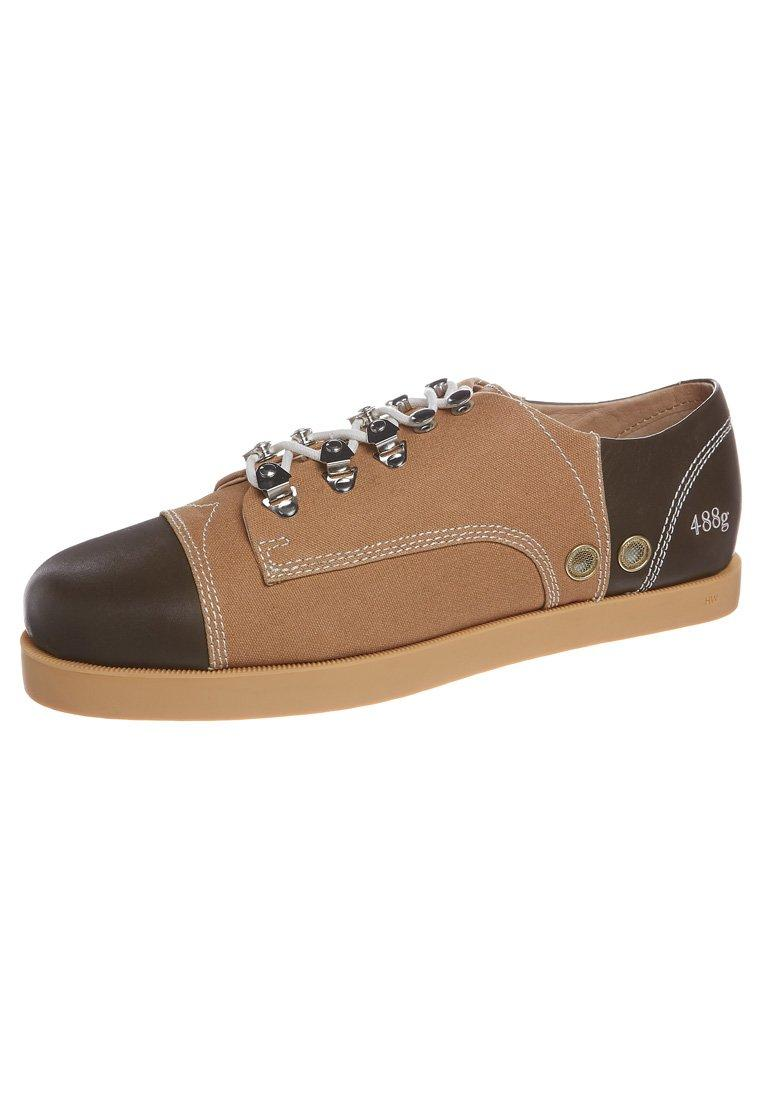 Foto Gram 488g Zapatos con cordones marrón