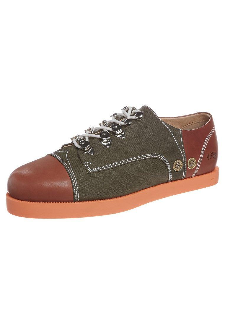 Foto Gram 488g Zapatos con cordones verde
